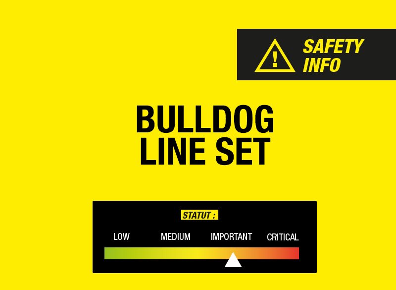 INFO SECURITE | SUSPENTAGE BULLDOG