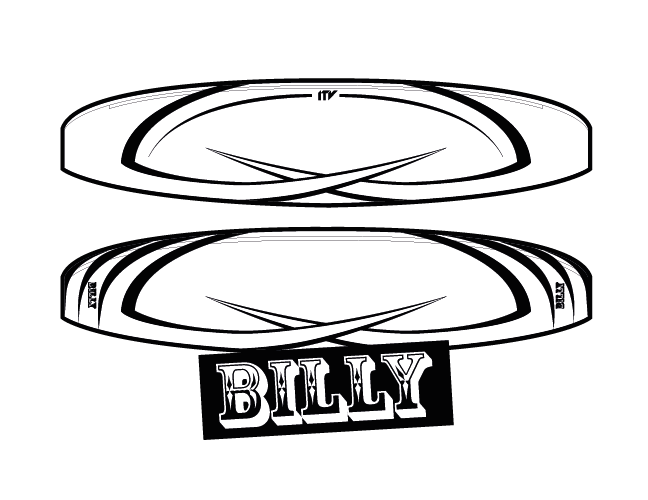 customize your ITV BILLY